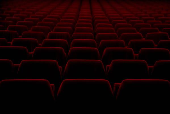 """Cinema """"Le Capitole"""", Lausanne, CH. di Cristhian Raimondi"""