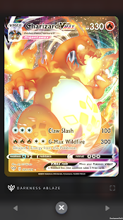 Pokémon TCG Card Dex Screenshot
