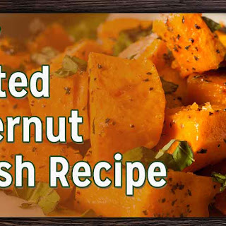 Roasted Butternut Squash Red Pepper Recipes