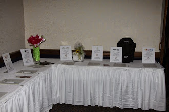 Photo: 2011 Varsity Club Silent Auction and Dinner in conjunction with the Varsity Club Golf Tournament held at Golden Eagle.