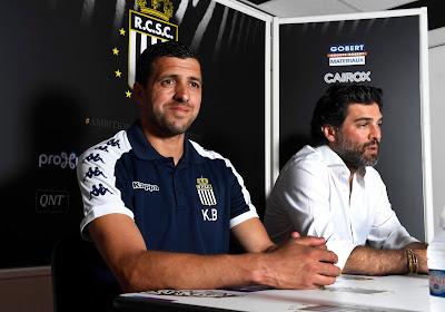 """Bayat est proche de ses joueurs pendant le stage : """"Cette année a une saveur particulière"""""""