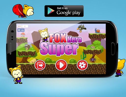 Super Fox Hero World|玩街機App免費|玩APPs
