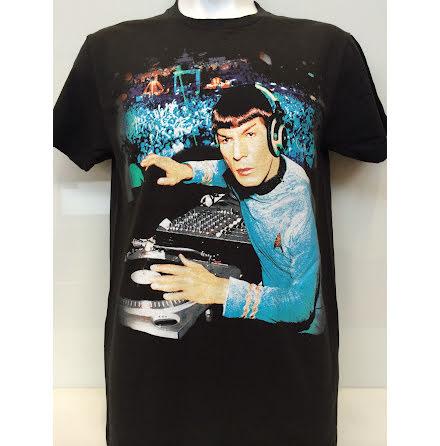 T-Shirt - Dj Spock