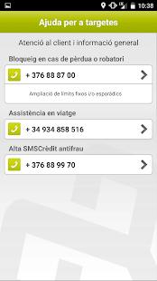 Crèdit Andorrà- screenshot thumbnail