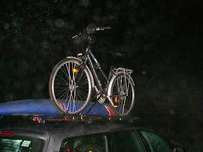 Photo: Wieczorny parking