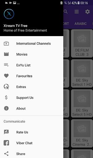 Extream TV Free screenshot 2