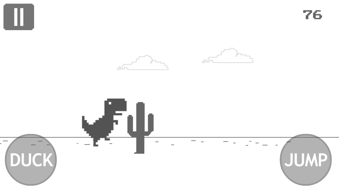 Dino T-Rex Super Chrome Game - Android Apps on Google Play