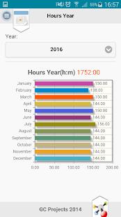 Work Shifts PRO - náhled