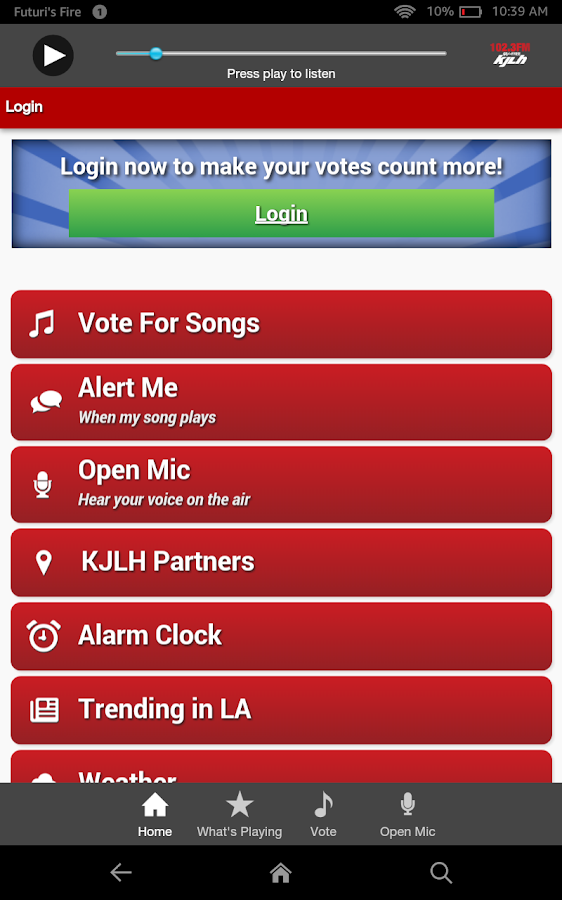 102.3 RadioFree KJLH - Android Apps on Google Play