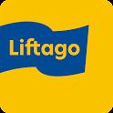 Liftago Taxi icon