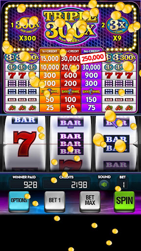 Triple 300x Free Vegas Slots android2mod screenshots 2