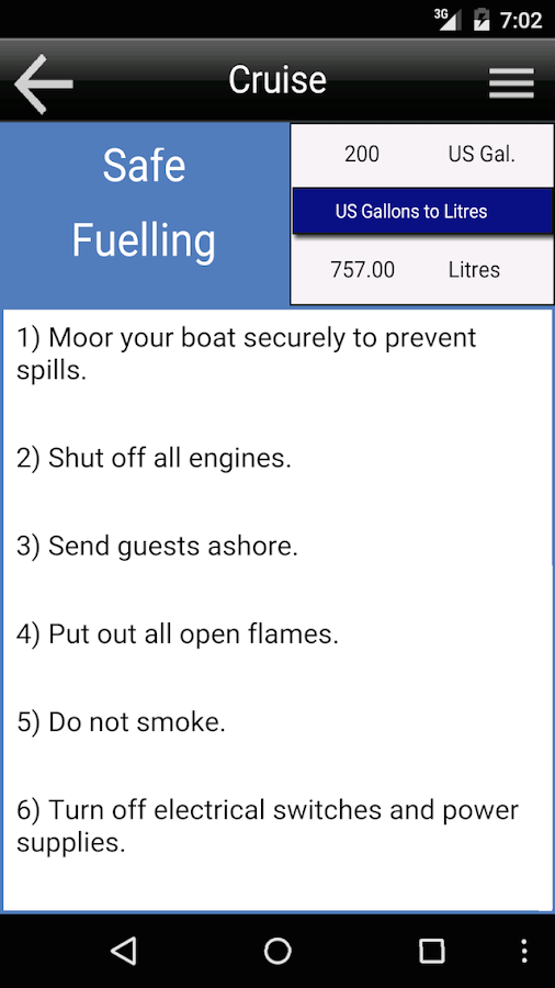 Safe Boating- screenshot