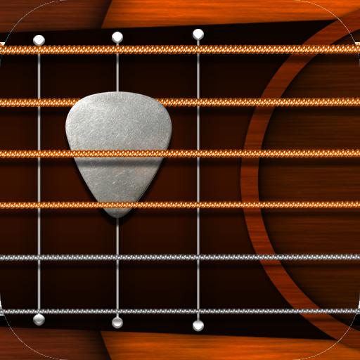 Real Guitar Free - Chords & Guitar Simulator - Google Playstore ...