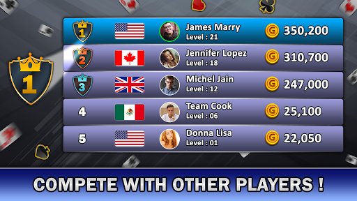 Tonk Online : Multiplayer Card Game screenshots 7