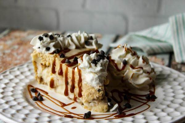 Peanut Butter Banana Pie Recipe
