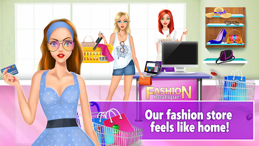 Fashion Boutique Shop Games 4.0 screenshots 3