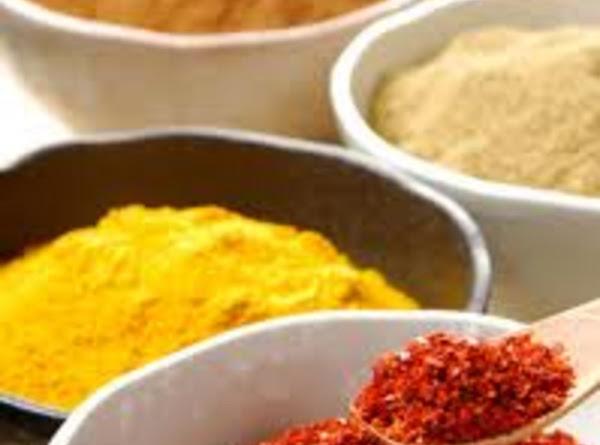 Dr. Oz's No-salt Spice Mix Recipe