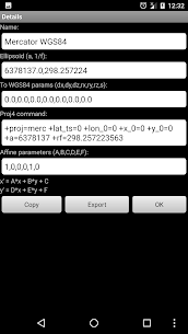 Coordinate Master v4.9 [Paid] APK 7