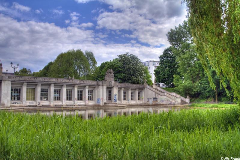 Photo: Im Rudolf-Wilde-Park, Berlin-Schöneberg