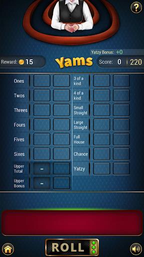 Yatzy - Offline Free Dice Games 2.1 screenshots 14