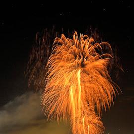 Basel by Radisa Miljkovic - Abstract Fire & Fireworks