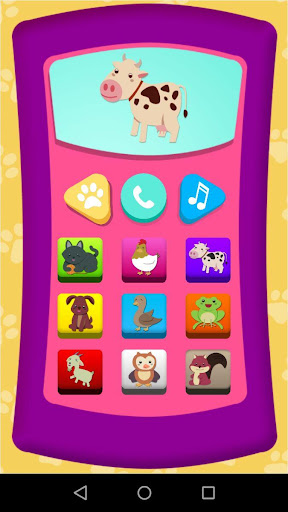 Baby phone game 1.0.1 screenshots 3