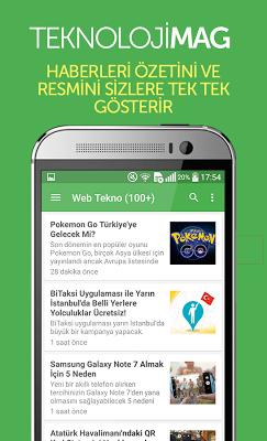 TeknolojiMAG - Teknoloji Haber - screenshot
