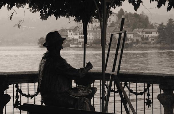 Il pittore di alfoone