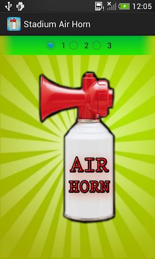 Air siren horn - 空気サイレン