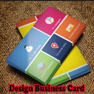 Design business card apps on google play screenshot image colourmoves