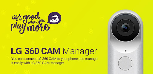 LG 360 CAM Manager - Apps on Google Play