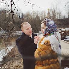 Wedding photographer Elena Zayceva (Zaychikovna). Photo of 07.03.2014