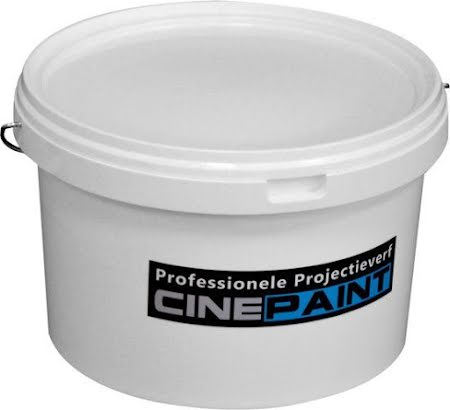 Cine Paint Mat Wit