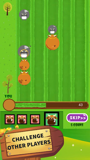 Code Triche Bull vs Bull - Bull Sheep Fight APK MOD screenshots 2