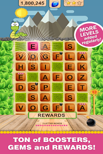 Word Wow Seasons : More Worm! - náhled
