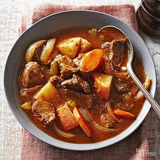 Fast and Slow Old-Fashioned Beef Stew Recipe