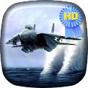 Jet Fighter Attack LiveWallpap icon