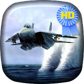 Jet Fighter Attack LiveWallpap