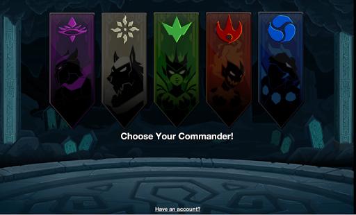 HonorBound (RPG) screenshot 4