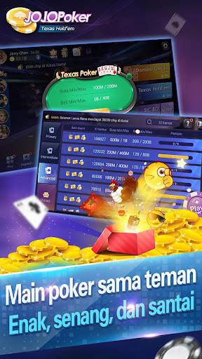JOJO Texas Poker apktram screenshots 6