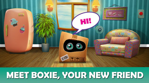 Boxie: Hidden Object Puzzle android2mod screenshots 9