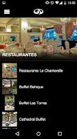 Screenshot of Palladium Hotels & Resorts