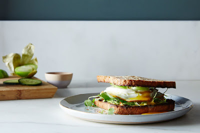 A sandwich that's monster-sized and marvelous.