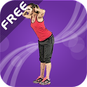Ladies' Back Workout FREE icon