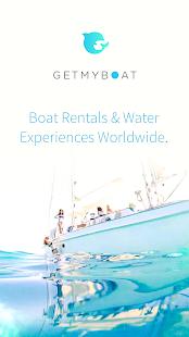 GetMyBoat: Boat Rentals & More - náhled