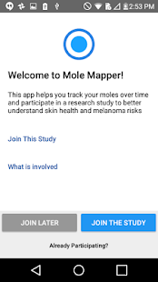 Mole Mapper- screenshot thumbnail
