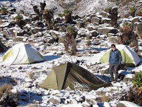 Photo: Theo at Kami Camp