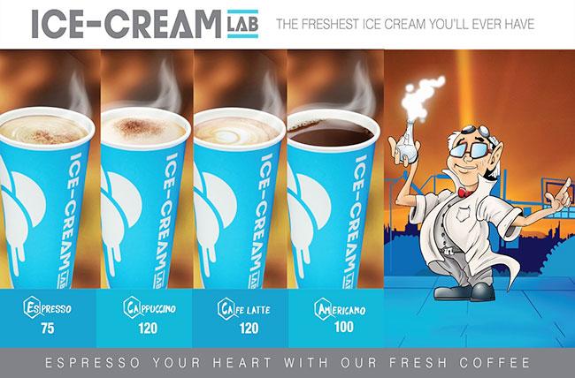 Ice Cream Lab menu 8