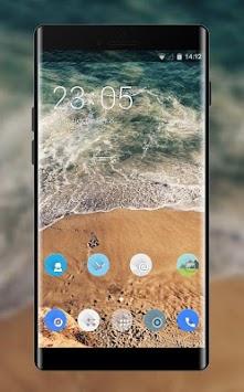 Natural theme for Lenovo K8 Plus beach wallpaper APK Latest Version