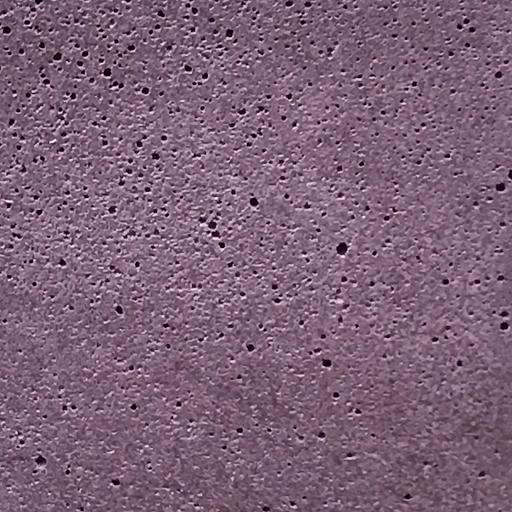 béton rose violet